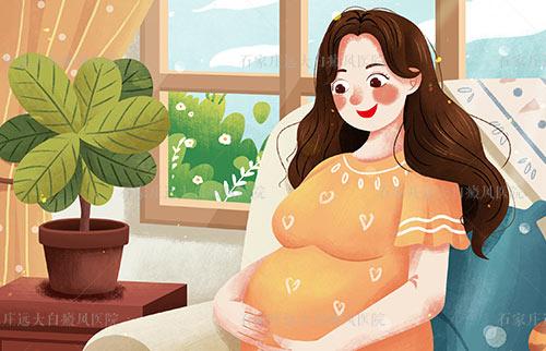 孕妇身上起白点是什么情况