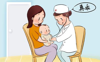 婴儿脖子处白斑面积扩大