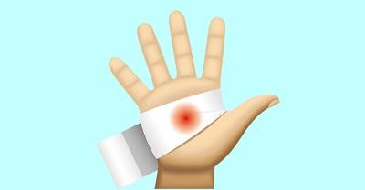 手指受伤了好了以后出现白斑是白癜风吗